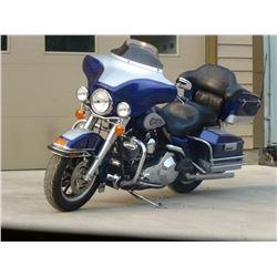 2006 Harley-Davidson FLHTC Motorcycle
