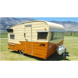 1959 Shasta  Travel Trailer