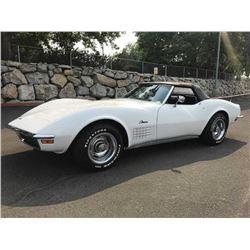 1971 Chevrolet Corvette 2dr Convertible
