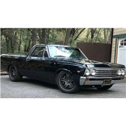 1967 Chevrolet El Camino custom Pro Touring
