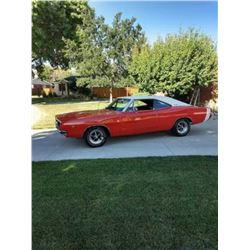 1968 Dodge Charger SE