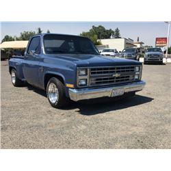 1986 Chevrolet C10 Pickup