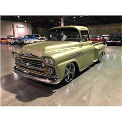 1958 Chevrolet Stepside Custom Pickup