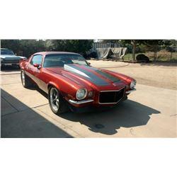 1972 Chevrolet Z28