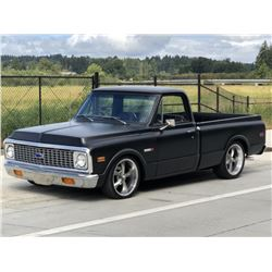 1972 Chevrolet Pick Up Short bed