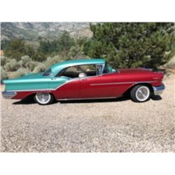 1957 Oldsmobile 98 4 door hardtop