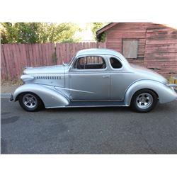1938 Chevrolet Custom  2 door