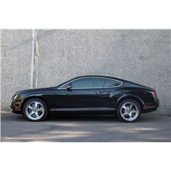 2006 Bentley Continental GT Speed 2-DOOR CAR