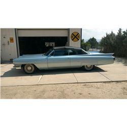 1963 Cadillac Coupe Deville Convertible