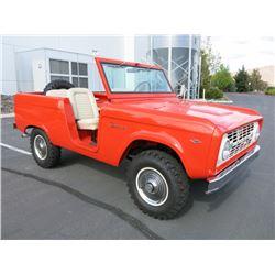 1967 Ford Bronco U13