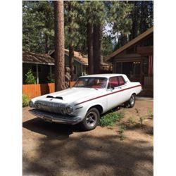 1963 Dodge 440 2 Door