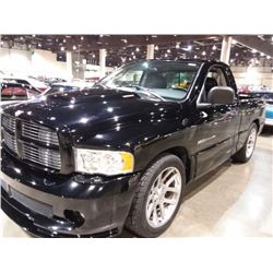 2004 Dodge Ram SRT-10 Pickup