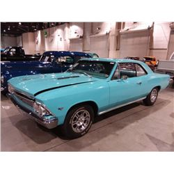 1966 Chevrolet Chevelle 2 Door Hard Top