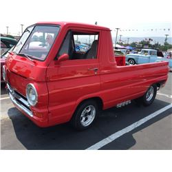 1964 Dodge A100  aka   Little Red Wagon Blown 392 Hemi