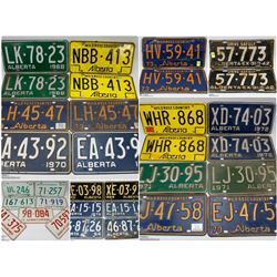 FEATURED ITEMS: COLLECTORS LICENSE PLATES!