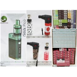 FEATURED ITEMS: VAPES AND SUPPLIES!