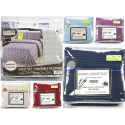 FEATURED ITEMS: NEW SHEET SETS