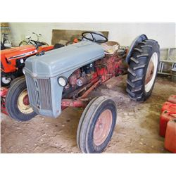 1953 Ford 8N Running All Redone 3PTH