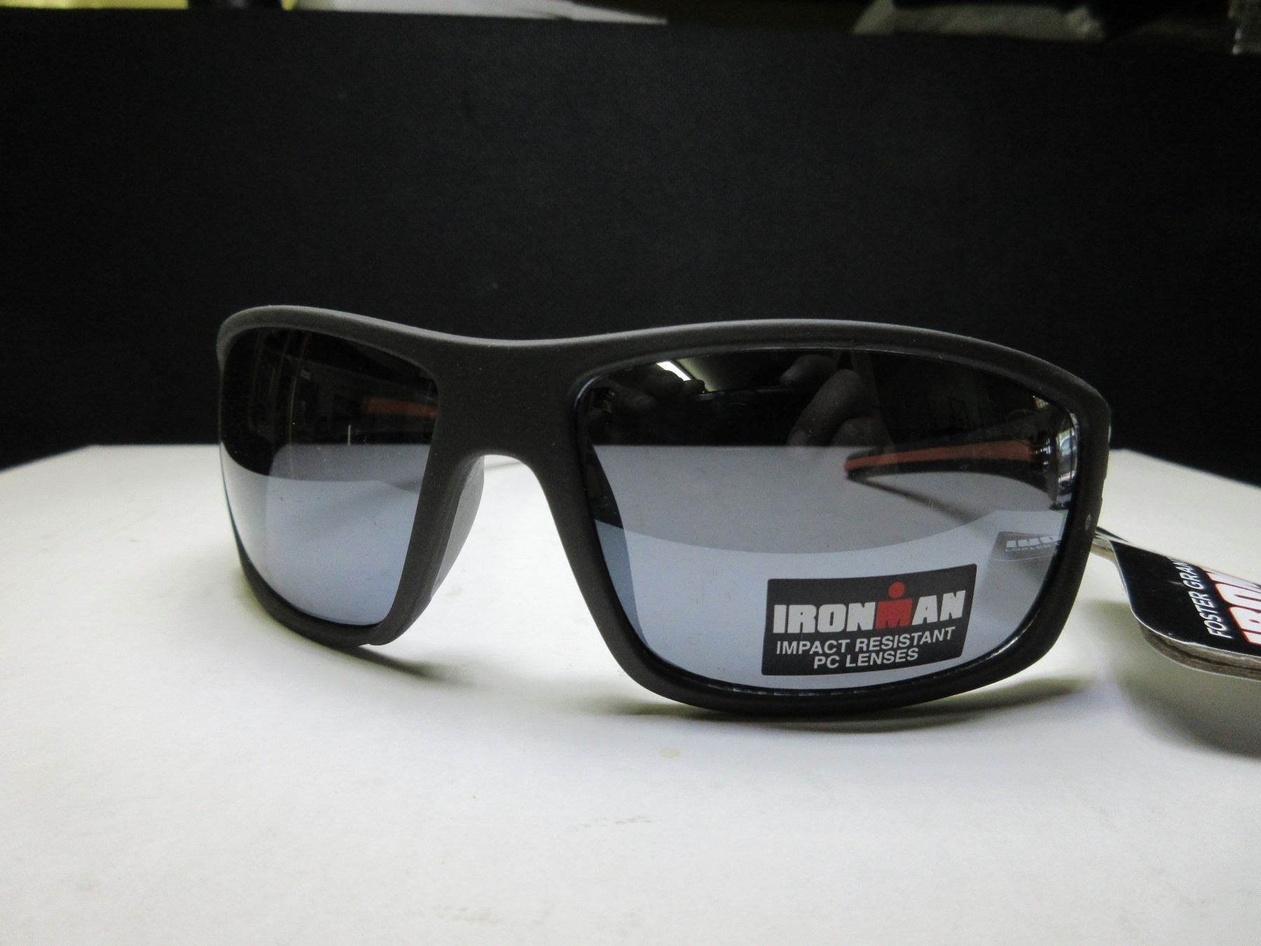 0ee49c2129 Image 1   New Mens Foster Grant Ironman Sunglasses 100% protection impact  res.