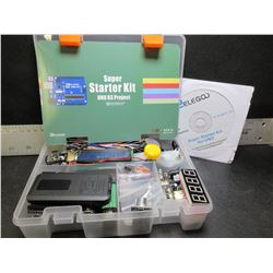 New Super Starter Kit UNO R3 Project