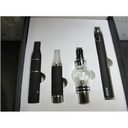 New 3 in 1 Wax Vaporizer Pen Kit dry herb Electronic cigarettes with