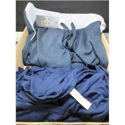 New Women's Sweat Pants & Popana Top / both Navy blue size Med