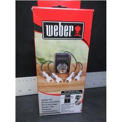 New Weber Igniter Kit Genisis 2011 & newer