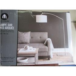"""New Arc Floor Lamp / 65"""" high"""