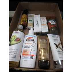 Flat full of New Skin Care Products / great value lot
