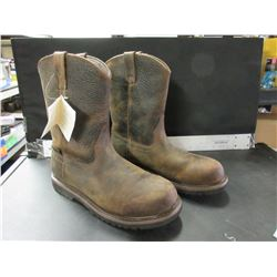New Red Head Bone Dry Rancher ll Leather Boots size 11m