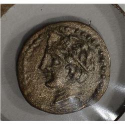 370-320 BC SILVER OBOL