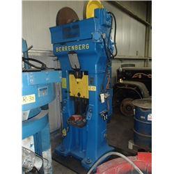 Franz Berrenberg 160 Ton Hydraulic Press w/ Control, M/N: RSPP