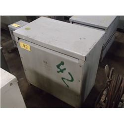 26.5 KVA, 3 Phase Dry Type Transformer, Spec: SP-3-1530
