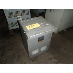 Dongan 10KVA Single Phase Power Transformer, CAT: 61-1065