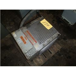General Electric 25KVA Transformer, M/N: 9T21B9104