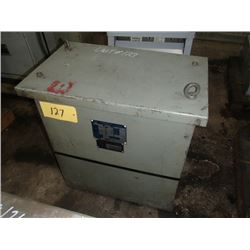 Rathgeber 22.5 KVA, 3 Phase Transformer, Type: DFBG20/1CNA