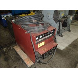 Lincoln Idealarc DC-600 Constant Voltage/Current DC Arc Welder