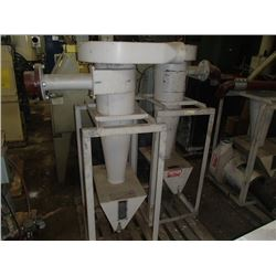 Guyson Cyclone Dust Collectors, M/N: 75-12