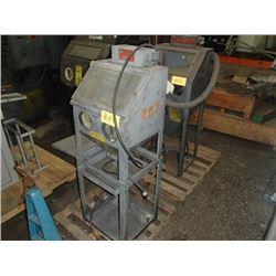 Trinco Dry Blast Cabinets, M/N: 20/CDB