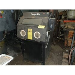 Graymills Heated Parts Washer Machine, M/N: TEMPEST-20S