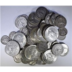 $15 FACE VALUE 90% SILVER MIX - DIMES