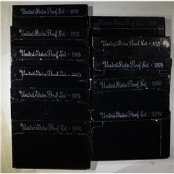 11 - 1979 U.S. PROOF SETS