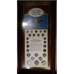20th CENTURY TYPE SET - 25 COINS!