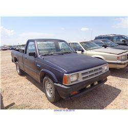 1986 - MAZDA B-2000
