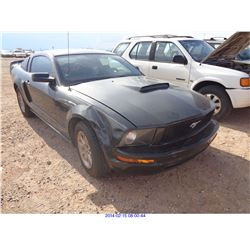 2007 - FORD MUSTANG
