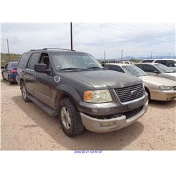 2003 - FORD EXPEDITION