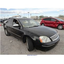2005 - FORD FIVE HUNDRED