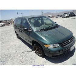 1996 - PLYMOUTH VOYAGER