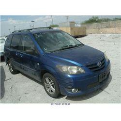 2005 - MAZDA MPV
