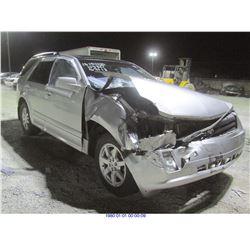 2008 - CADILLAC SRX // SALVAGE TITLE
